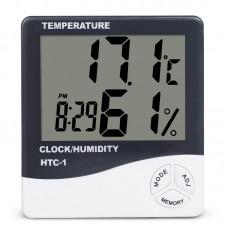 Термометр-гигрометр электронный HTC-1