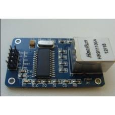 LAN модуль для Ардуино ENC28J60