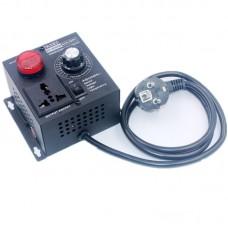 Электронный регулятор напряжения AC 220 В 4000 Вт