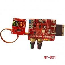 Контроллер точечной сварки NY-D01 40А со светодиодным дисплеем и индикацией работы