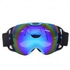 Горнолыжная маска UV400 антитуман