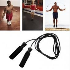 Регулируемая скакалка для фитнеса