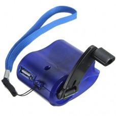 Ручная динамо зарядка с USB выходом