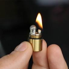 Компактная керосиновая мини зажигалка