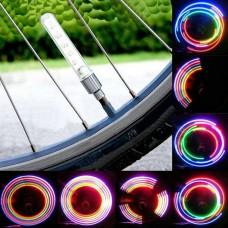 2 шт. 5 LED велосипедный неоновый свет